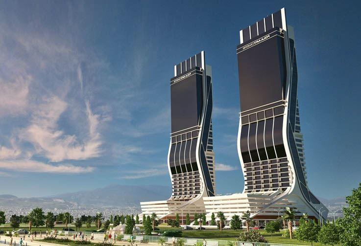 Folkart Towers