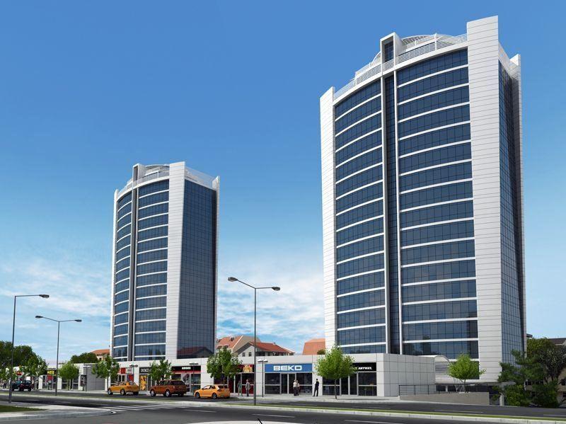 Hukukçular Towers